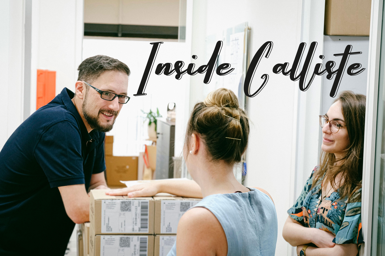 Inside Calliste: e-shop Calliste, bien plus qu'une boutique en ligne