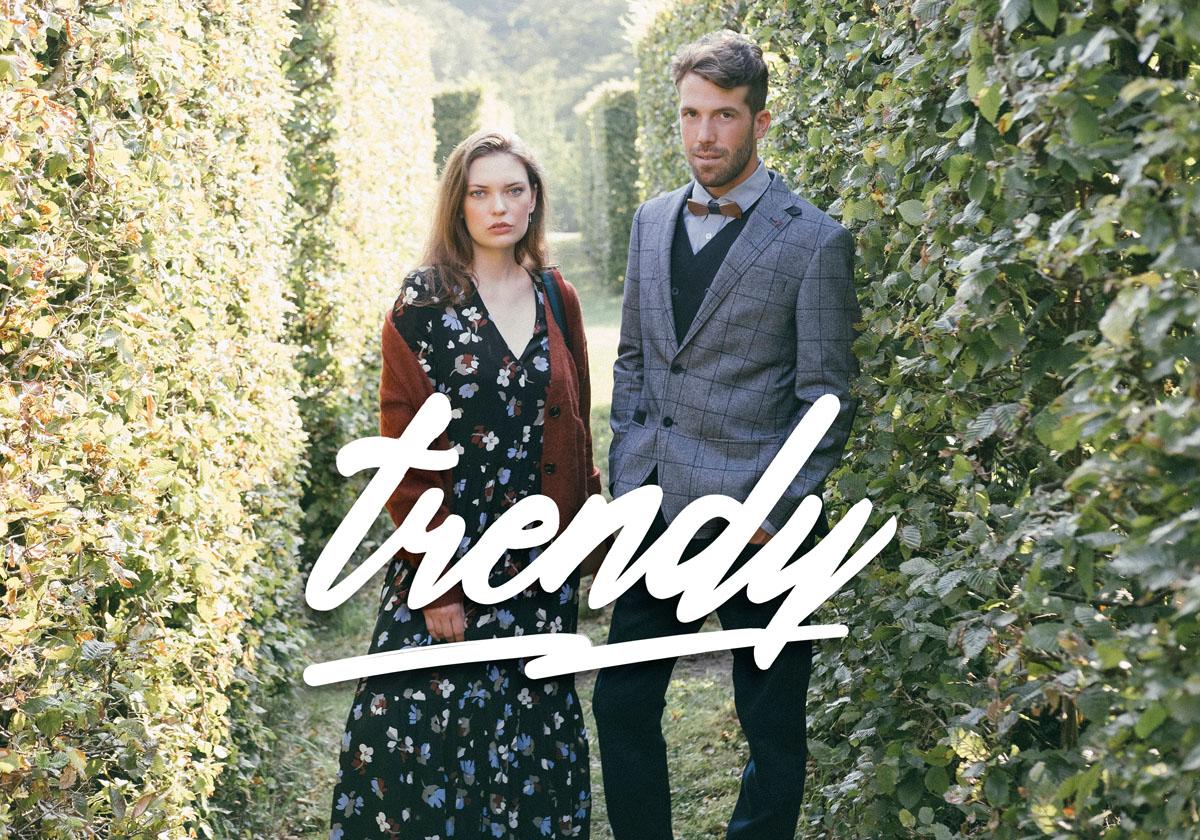 TRENDY - Soyez preppy pour la rentrée !