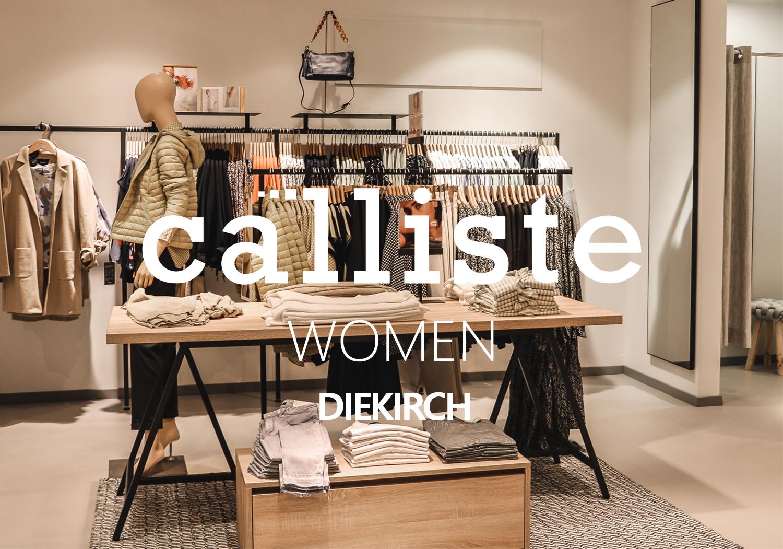 Wiedereröffnung vom Calliste Women in Diekirch
