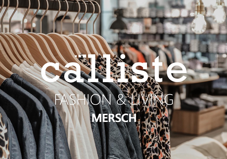Eröffnung Calliste Fashion & Living Mersch