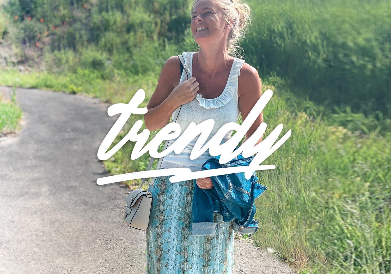 Trendy - Drei unumgängliche Sommertrends 2020